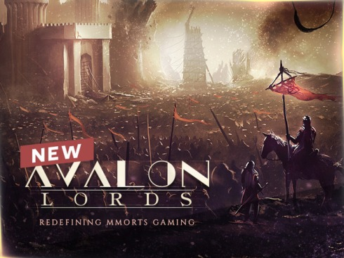Support the Avalon Lords Kickstarter!