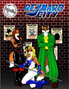 Reynard City Issue 1