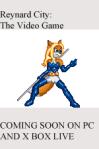 Reynard City Video Game coming soon