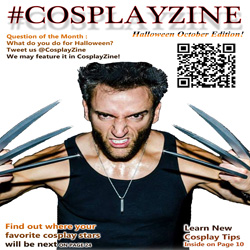 An online magazine dedicated to Cosplay!