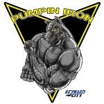 Pumpin Iron by Dan Butcher