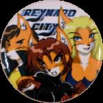 Reynard City Badge
