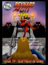 Temptress Returns cover (Bijoy R, Susie G)