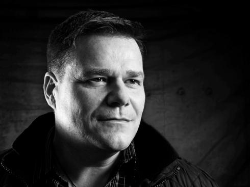 Mark King- Author of Frenzy: A Daniel Jones Story