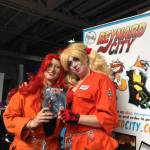 Harley and Ivy share an issue with us