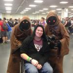 Fortunately the jawas did not take Gizzy away