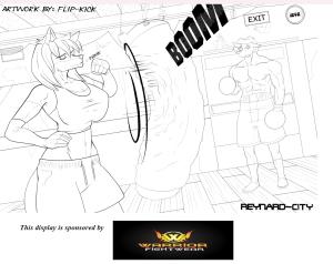 Warrior Fightwear promo by FlipKick