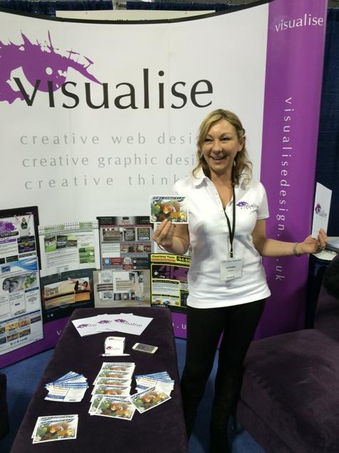 Jo Keeble promotes us in New York!