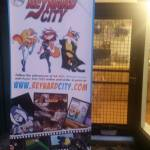 The St Augustine Art cafe is just one example of events we promote at